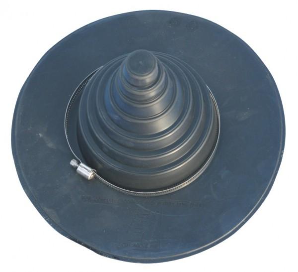 Quickseam Manschette von 2,5cm bis 15,2cm Ø