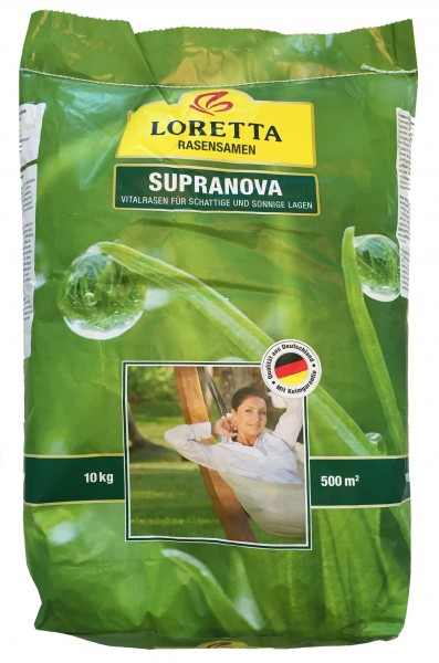 Loretta Supranova mit POA SUPINA