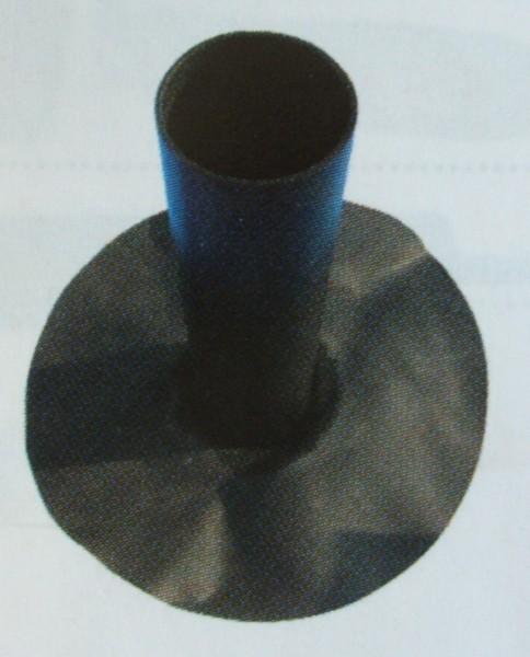 Rohr Folienflansch Ø 75mm EPDM