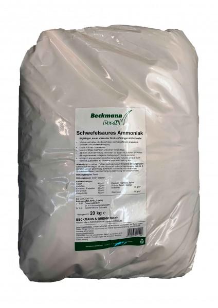 Schwefelsaurer Ammoniak Stickstoffdünger