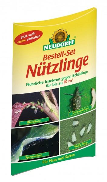 Nematoden (Bestell-Set Nützlinge) gegen Bodenschädlinge