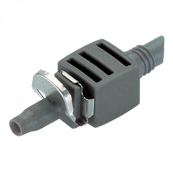 """Micro-Drip-System Verbinder, 4,6 mm (3/16"""") - Inhalt: 10 Stück"""
