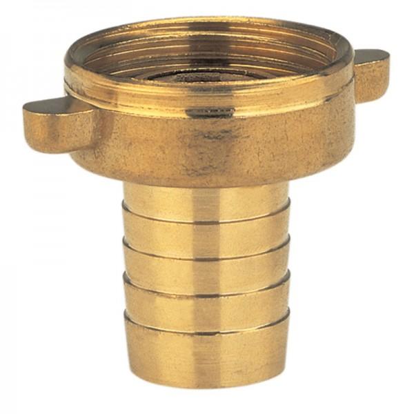 """Schlauchverschraubung 2-teilig, 26,5 mm (G 3/4)-Gewinde /19 mm (3/4"""")-Schläuche"""
