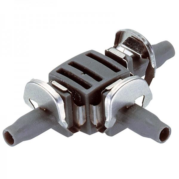 "Micro-Drip-System T-Stück, 4,6 mm (3/16"") - Inhalt: 10 Stück"