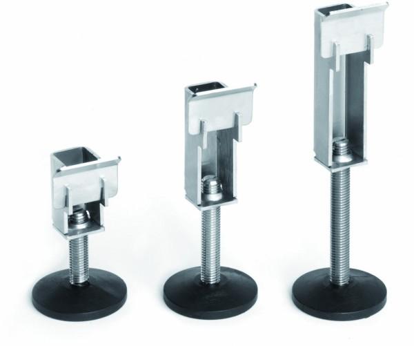 Höhenverstellung 73-103 mm, Baubreite 150 mm