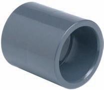 PVC Muffe