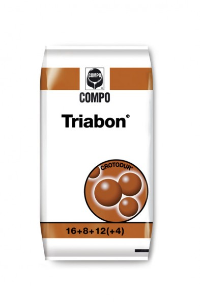Triabon NPK-Dünger 16-8+12(+4+9)