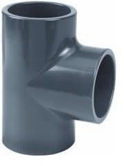 PVC T-Stück-PE