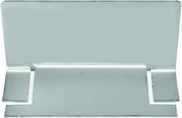 Endkappe für Baubreite 100 mm