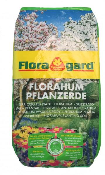 Florahum Pflanzerde