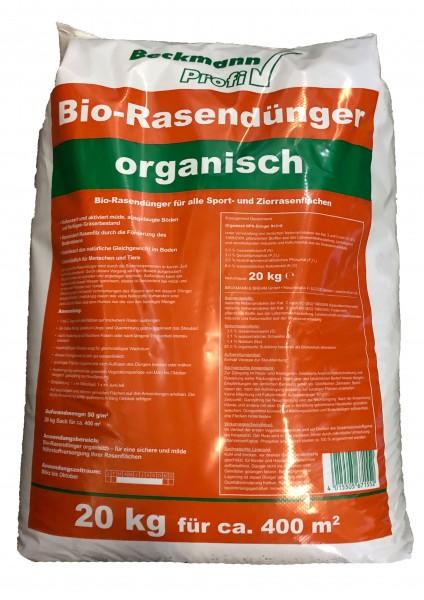 Bio Rasendünger organisch