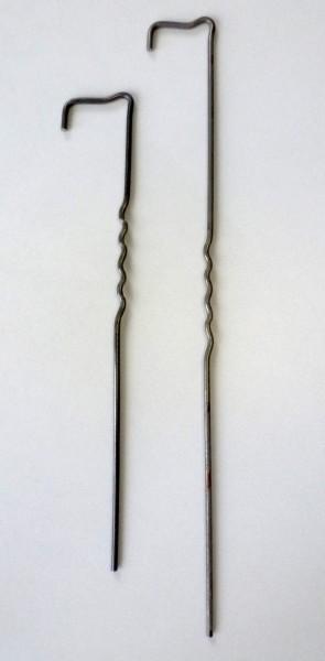 Stahlagraffen L = 200 mm
