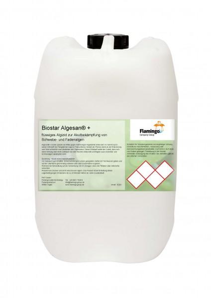 Biostar Algesan + gegen Schwebealgen