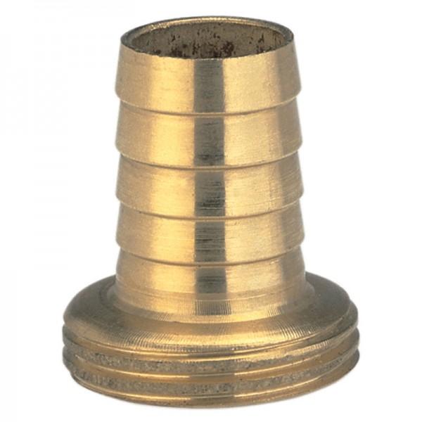 """Schlauchverschraubung 1teilig, 26,5 mm (G 3/4)-Gewinde /13 mm (1/2"""")-Schläuche"""