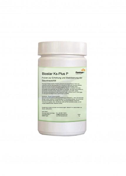 Biostar Ks-Plus Karbonaterhöhung