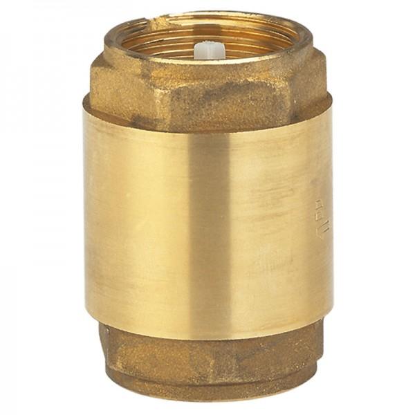 Messing-Zwischenventil, 33,3 mm (G 1)-Gewinde