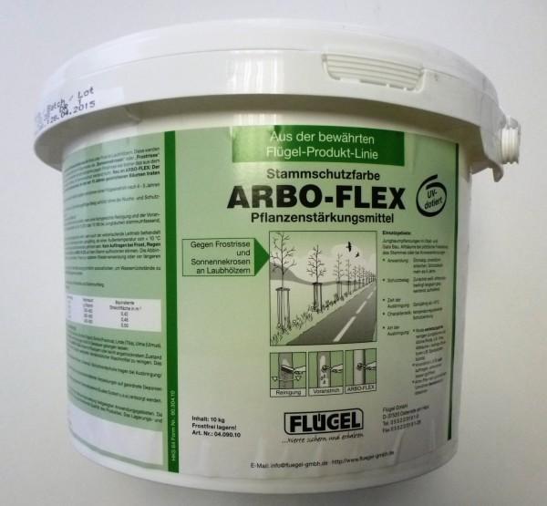 ArboFlex Stammschutzfarbe (10 kg) inkl. 1 Schleifvlies