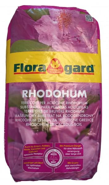 Rhodohum Moorbeeterde