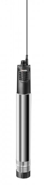 Premium Tiefbrunnenpumpe 6000/5 inox automatic