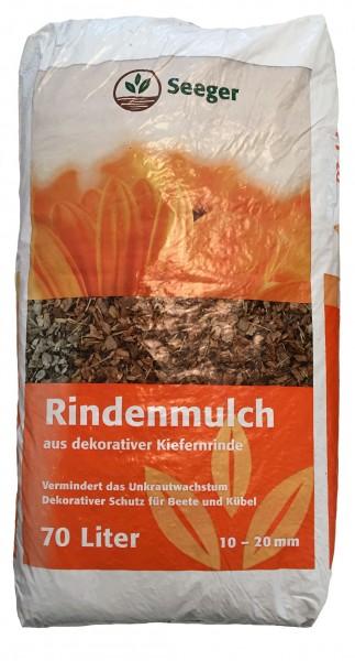 Rindenmulch 10-20 mm (70 ltr.)