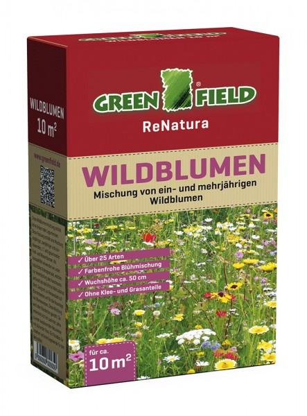 Greenfield Wildblumen 0,250 kg