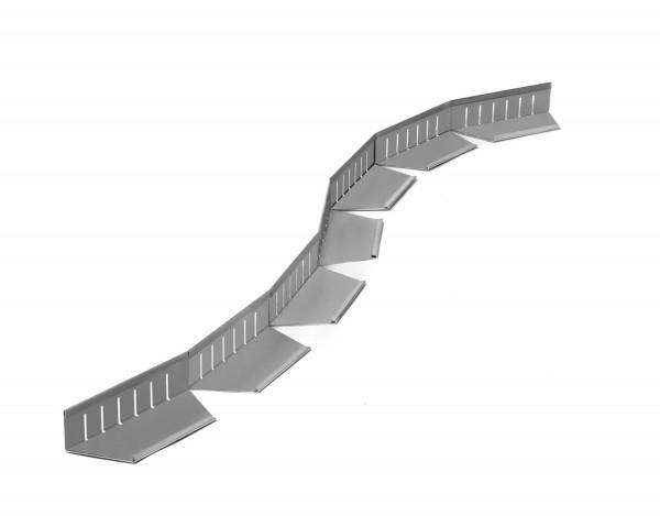 Dachrandprofil Bogen