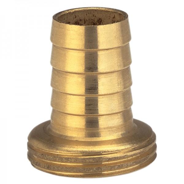 """Schlauchverschraubung 1teilig, 26,5 mm (G 3/4)-Gewinde /19 mm (3/4"""")-Schläuche"""