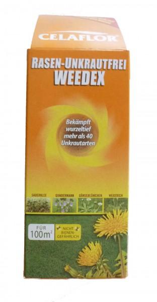 Weedex Rasen Unkrautfrei für 100m²