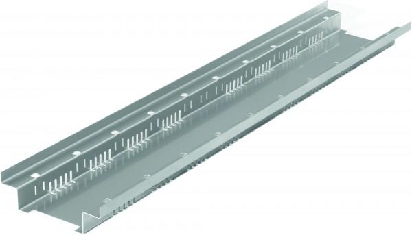 Rinnenkörper Baubreite 150 mm verzinkt