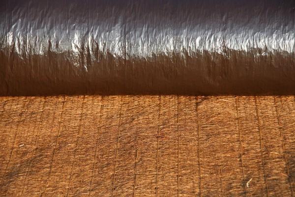 Grünfix Mulchmatte ohne Saatgut Typ 9 mit Unkrautschutzfolie