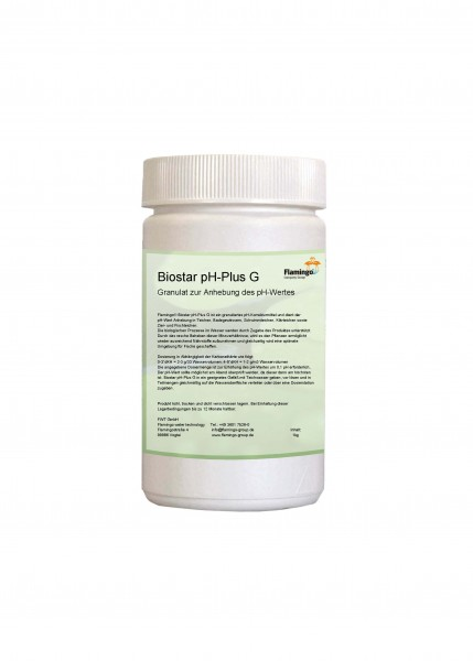 Biostar Plus G pH-Wertanhebung 1kg